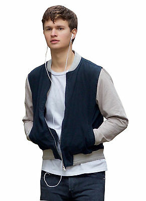 New Baby Driver Ansel Elgort Varsity Jacket For Men All Size are Available.