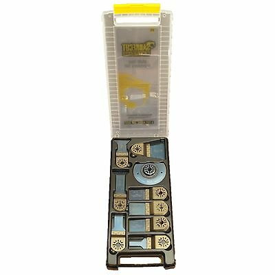 26 x SabreCut Professional Oscillating Blades Case for Bosch Fein Multitool
