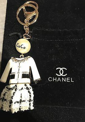 Chanel Bag Charms Breloque Key holder