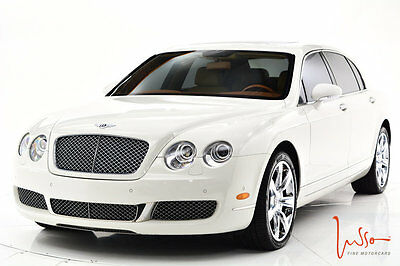 2006 Bentley Continental Flying Spur Flying Spur Sedan 4-Door 2006 Bentley Continental Flying Spur Super Clean/ LOW Miles!