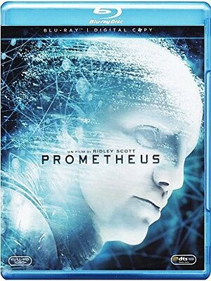 Blu-ray Prometheus [Blu-ray] [Import anglais]
