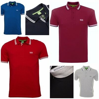 Hugo Boss Short Sleeve Polo Shirt