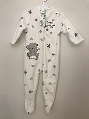 Me To You Baby Sleep Suit Size 9-12 Months