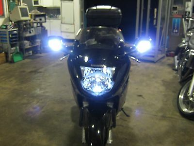 Honda CBR1100 Blackbird Clear Turn Signal / Indicator / DRL Switchback Kit