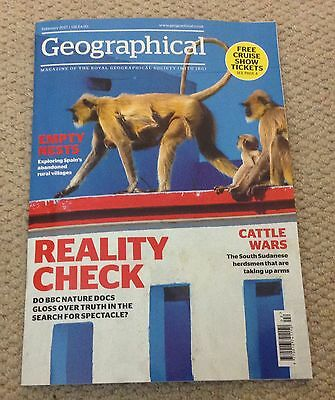 February 2017 Geographical Magazine of the Royal geographical society