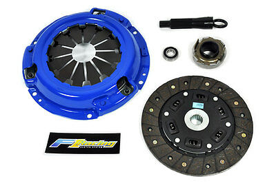 FX STAGE 2 CLUTCH KIT 1988 HONDA CIVIC CRX 1.5L 1.6L SOHC (21 spline teeth)