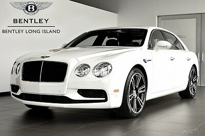 2017 Bentley Flying Spur V8 S Offered for Sale by Long Island's Only Factory Authorized Bentley Dealer