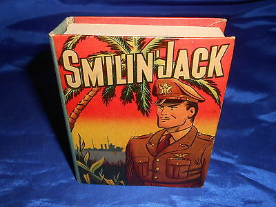 Smilin' Jack And The Coral Princess Whitman #1464 Better Little Book 1945 VF-