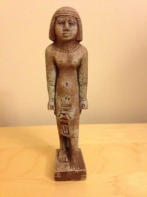 Egyptian Striding Hamr Stone King Amenemhat III
