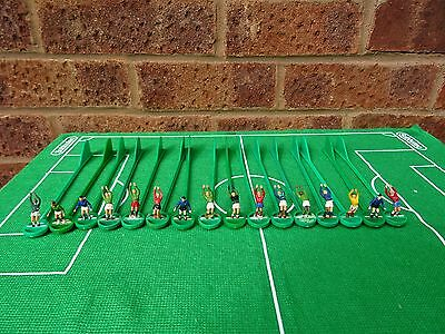 + 16 x Spare Subbuteo Heavyweight Goalkeepers - WELL WORTH A L@@K +