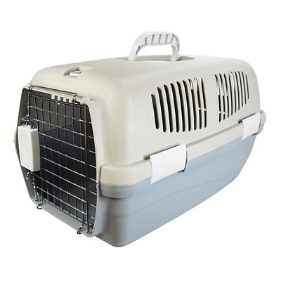 Pet Carrier - Cat Basket, Dog Travel Crate, Rabbit Cage -Various Sizes Available