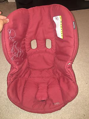 Maxi-Cosi Pebble Red Car Seat Cover, Bargain!
