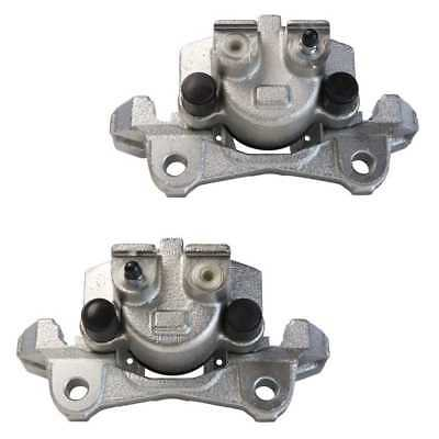 New Pair Rear Left and Right Brake Calipers Set fits 99-04 Jeep Grand Cherokee
