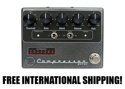 Keeley Electronics Compressor Pro FREE INTERNATIONAL SHIPPING