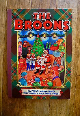 THE BROONS ANNUAL  2013     Unread   VGC