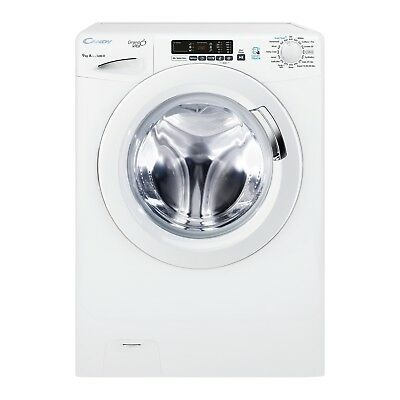 Candy Smart GVS149D3 A+++ 9kg 1400 Spin Washing Machine in White