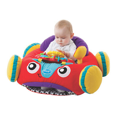 Playgro Music And Lights Comfy Car - NEW