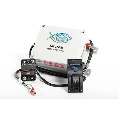 SAVWINCH Savwinch EFF-2S-100 Electronic Fast Fall System