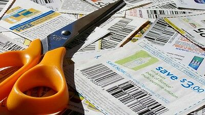 Canadian Coupons $50.00 Value