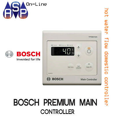 BOSCH DOMESTIC PREMIUM MAIN CONTROLLER TO SUIT 17e, 21e, 26e, 26eco+ YPRM67XBN