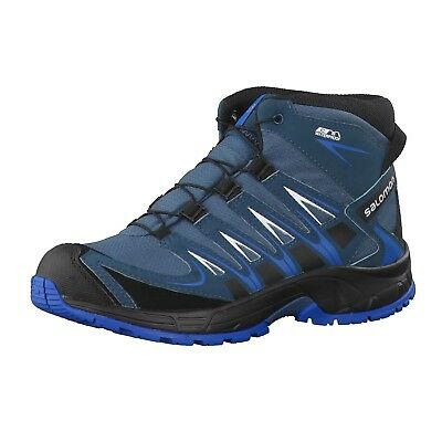 Salomon Kinder Trail Running Schuhe XA Pro 3D CSWP J
