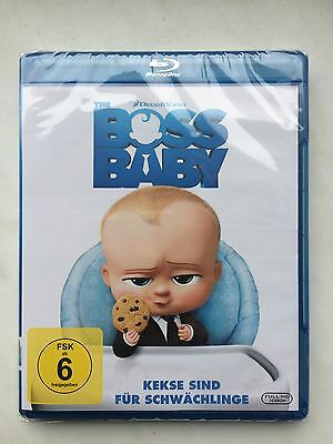 DvD Blu-ray, The Boss Baby,Neu