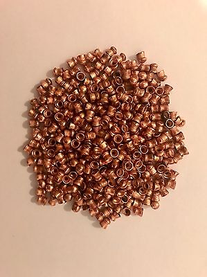 1000 X .177 Copper Coated Pellets
