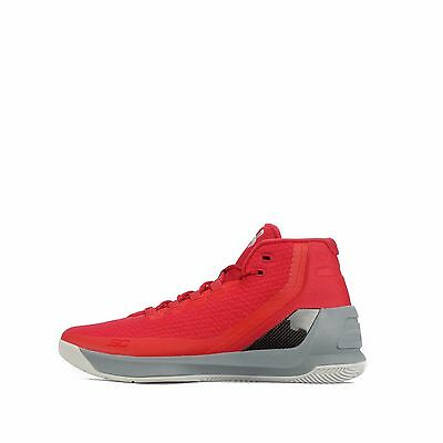 Under Armour Curry 3 Men's Basketball Shoes Red