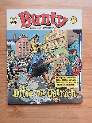 Bunty Picture Story Library #320 - Ollie the Ostrich VG+