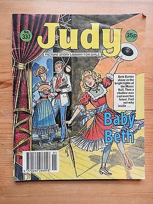 Judy Picture Story Library #337 - Baby Beth VG+