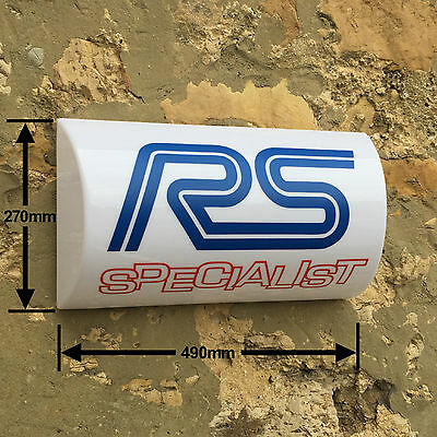 RS Specialist Ford Licht Dose LED Garage Mann Höhle Spiele Room Auto Cortina