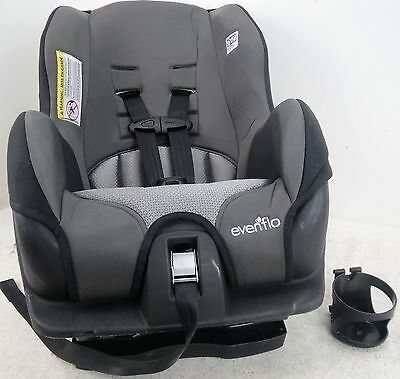 Evenflo Tribute LX Convertible Car Seat, Saturn See details