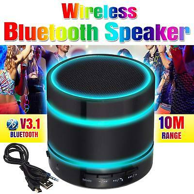 Portable Wireless Bluetooth Mini Speaker Stereo For Android Phone iPhone Tablet