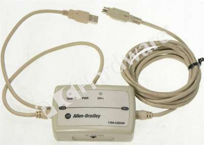 Allen Bradley 1784-U2DHP /A USB-to-Data Highway+ Adapter Cable 2.44m (8 ft) Qty