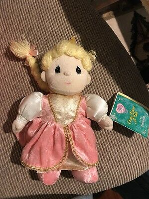 Precious Moments Tender Tails - Princess - Once Upon A Tale - 749281 - 2000