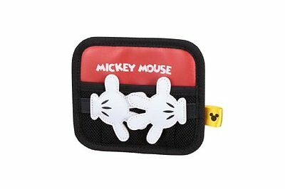 NAPOLEX pocket Disney car goods mesh pocket Mickey WD-287 Japan