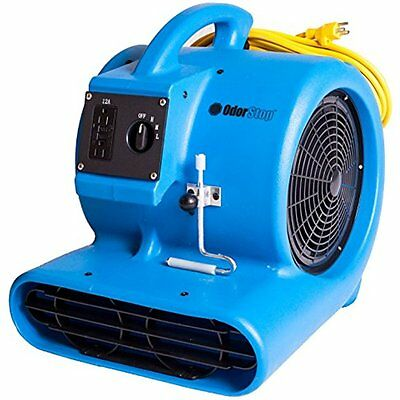 OS2800 3/4 Categories HP 3-Speed 1500 RPM Carpet Dryer/Air Mover