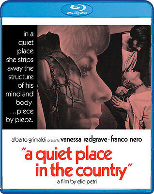 A QUIET PLACE IN THE COUNTRY - Region A - BLU RAY - Sealed