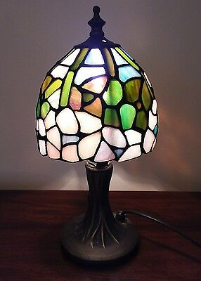 Small Beautiful Tiffany Table Lamp