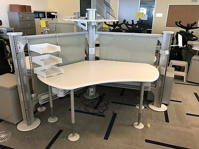 Affordable Herman Miller Resolve Cubicles