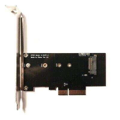 PCIe M.2 NGFF SSD Adapter Karte for Apple Mac Pro 2006-2012 -> Samsung SM951 PCI