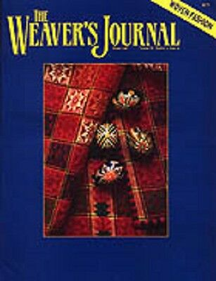Weaver's Journal 43: Jacob wool, Chinese brocades, Kashmiri to paisley