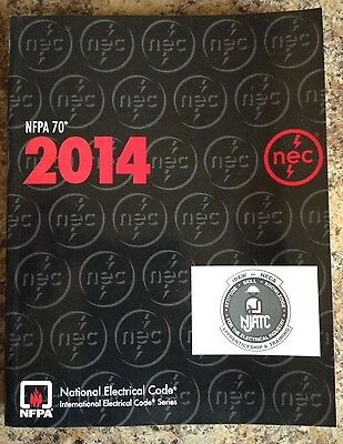 New NFPA 70 2014 National Electrical Code (NEC) Softbound