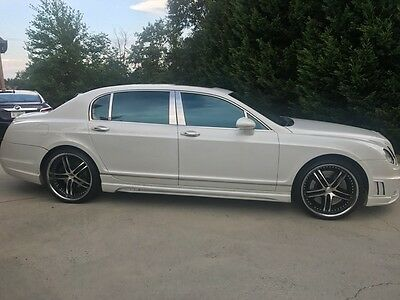 2007 Bentley Continental Flying Spur  2007 Bentley Continental Flying Spur Great Buy