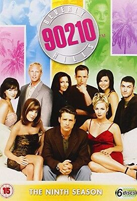 DVD Beverly Hills 90210 - Season 9 [Import anglais]