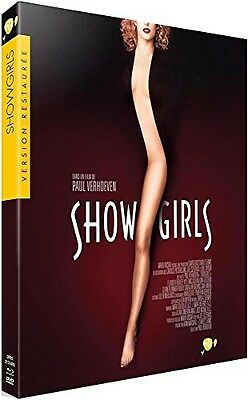 DVD Showgirls [Version restaurée]