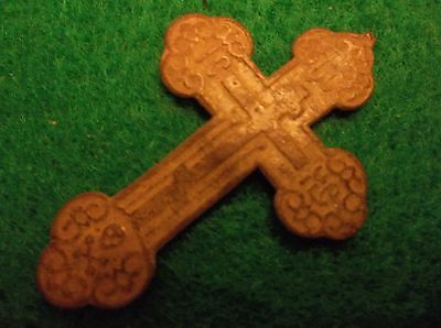 New York Iroquois Jesuit Cross Colonial Colonial Cross French Indian Fur Trade