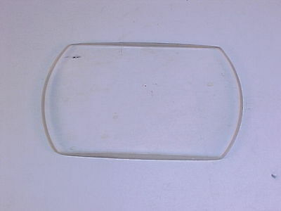 Clear Plastic Magnifier without holder - very useful