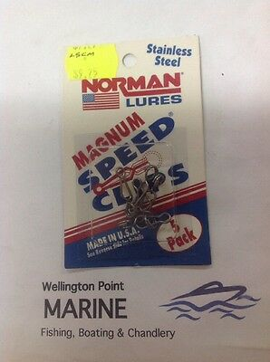 Norman Lures Magnum Speed Clips