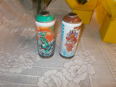Set Mtn *highly Collectible* Spray Cans Limited Editions(  Vaughn & Mark Bode )